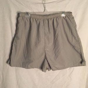 EUC Gray Athletic Works Shorts size X-Large
